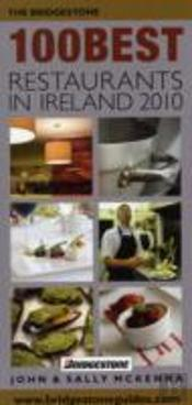 100 Best Restaurants In Ireland 2010