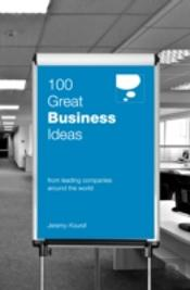 100 Great Business Ideas