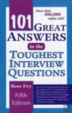 Bertrand.pt - 101 Great Answers To The Toughest Interview Questions