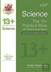 13+ Science Practice Book For Common Ent