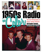 1950s Radio In Color