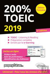 200% Toeic Listening Et Reading 5eme Edition