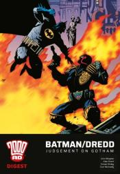 2000 Ad Digest: Judge Dredd/Batman