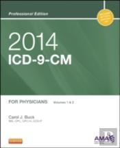 2014 Icd-9-Cm For Physicians, Volumes 1 And 2 Professional Edition