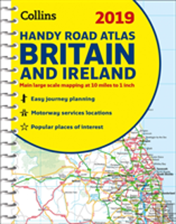 Bertrand.pt - 2019 Collins Handy Road Atlas Britain