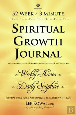 Bertrand.pt - 52 Week 3 Minute Spiritual Growth Journal - Weekly Themes / Daily Scripture