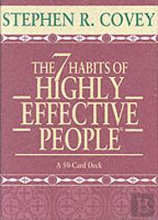 7 HABITS OF HIGHLY EFFECTIVE PEOPLE CARDS