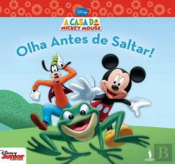 Bertrand.pt - A Casa do Mickey Mouse - Olha Antes de Saltar