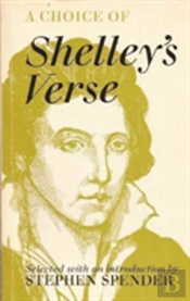 A Choice Of Shelley'S Verse
