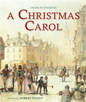 A Christmas Carol (Picture Hardback)