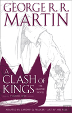 Bertrand.pt - A Clash Of Kings: Graphic Novel, Volume One