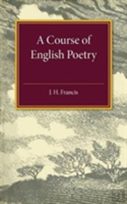 Bertrand.pt - A Course Of English Poetry