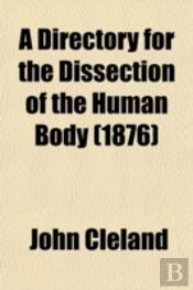 A Directory For The Dissection Of The Hu