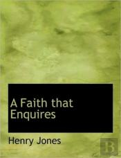 A Faith That Enquires