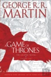 A Game Of Thrones Graphic Novel