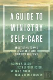 A Guide To Ministry Self-Care