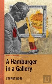 A Hamburger In A Gallery