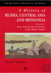 A History Of Russia, Central Asia And Mongolia, Volume Ii