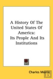 A History Of The United States Of Americ