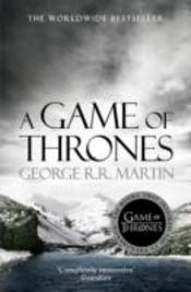 A Song Of Ice And Fire (1) - A Game Of Thrones