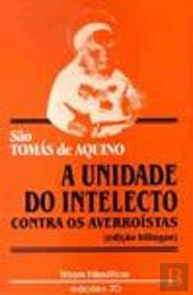 A Unidade do Intelecto Contra os Averroístas
