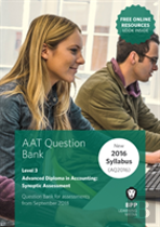 Aat Advanced Diploma In Accounting Level 3 Synoptic Assessment