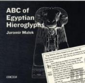Abc Of Egyptian Hieroglyphs