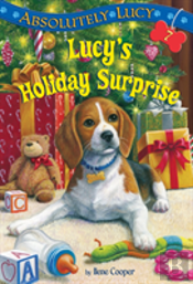 Absolutely Lucy 7 Lucys Holiday Surprise