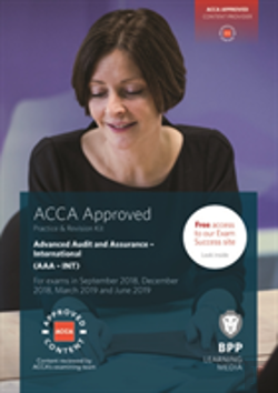 Bertrand.pt - Acca Advanced Audit And Assurance (International)