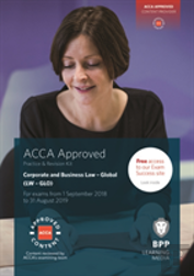 Acca Corporate And Business Law (Global)