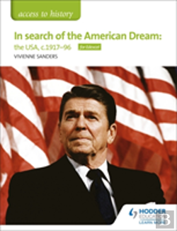 Bertrand.pt - Access To History: In Search Of The American Dream: The Usa, C1917-96 For Edexcel