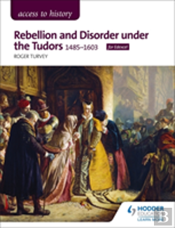 Bertrand.pt - Access To History: Rebellion And Disorder Under The Tudors, 1485-1603 For Edexcel