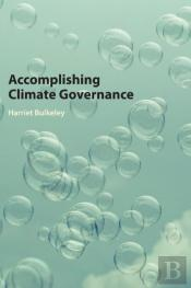 Accomplishing Climate Governance