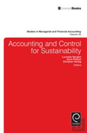 Accounting, Auditing And Managerial Control For Sustainability
