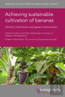 Achieving Sustainable Cultivation Of Bananas Volume 2