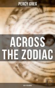 Across The Zodiac (Sci-Fi Classic)