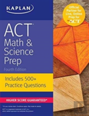 Act Math And Science Prep 2e