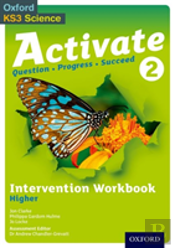 Activate 2: Intervention Workbook (Higher)