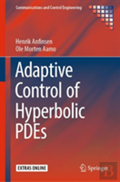 Adaptive Control Of Hyperbolic Pdes