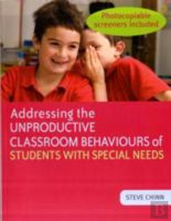 Bertrand.pt - Addressing The Unproductive Classroom Behaviours Of Students With Special Needs