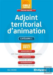 Adjoint Territorial D'Animation