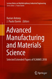 Advanced Manufacturing And Materials Science