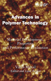 Advances In Polymer Technology