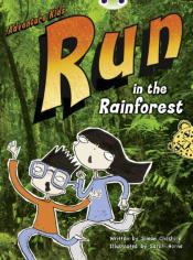 Adventure Kids: Run In The Rainforest (Turquoise A) Nf 6-Pack