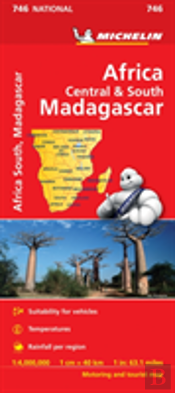 Africa Cental & South, Madagascar