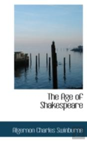 Age Of Shakespeare
