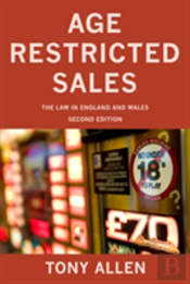 Age Restricted Sales