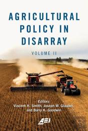Agricultural Policy In Disarray