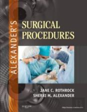 Alexander'S Surgical Procedures