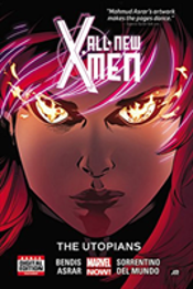 All-New X-Men Volume 7: The Utopians